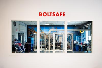 BoltSafe office