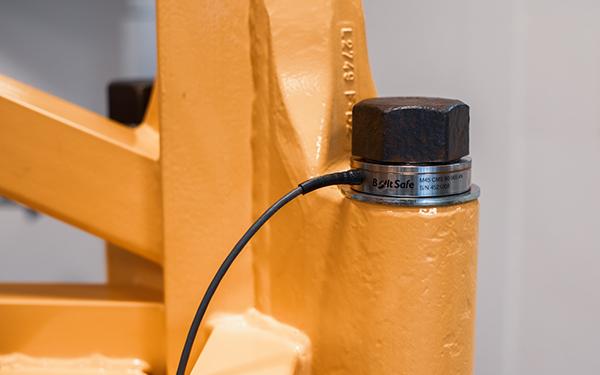 BoltSafe CMS bolt load cell