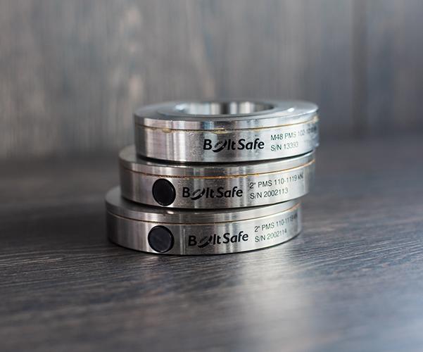 BoltSafe PMS bolt load cell